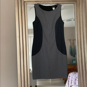 Venus Color block Sheath Dress 4